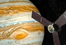 Jüpiter keşif uydusu Juno