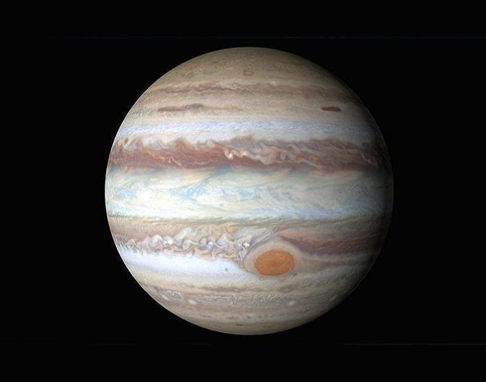 Jüpiter yörüngesinde