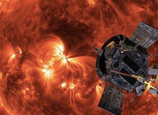 Parker Güneş Keşif Uydusu