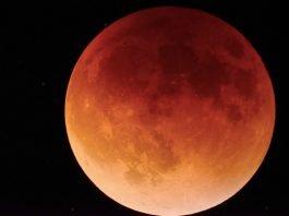 Süper Kanlı Kurt Ay Tutulması