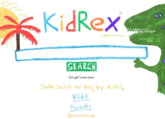 KidRex arama motoru