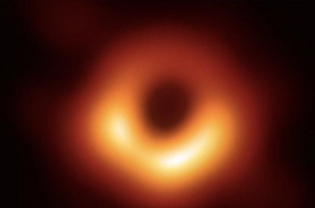 kara delik fotoğrafı